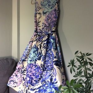 Just...Taylor Floral Dress